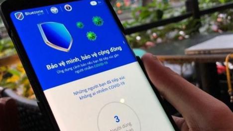 Nhàcầm quyền CSVN kêu gọi dân chúng cài phần mềm Bluezone, chuyên gia nói không an toàn