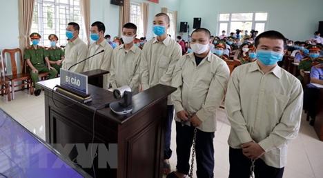 6 kẻ đưa người Hoa Lục nhập cảnh trái phép vào Việt Nam bị kết án 25 năm tù