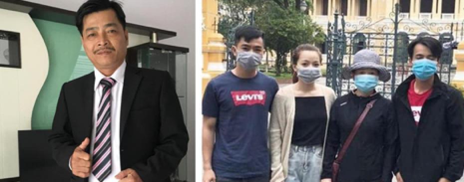 TổChức Ký Giả Không Biên Giới kêu gọi CSVN trả tự do cho Facebooker Ngô Văn Dũng