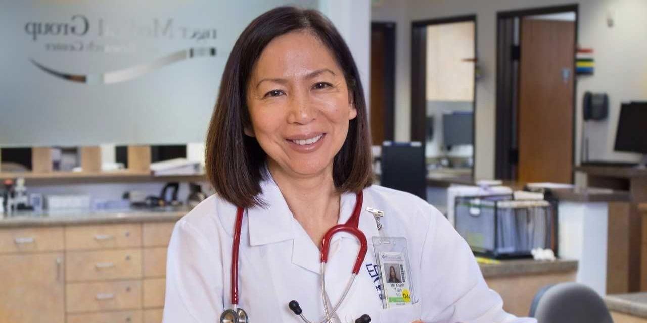 Bác sĩ Mai Khanh Trần ứng cử vào hội đồng thành phố Fountain Valley, California