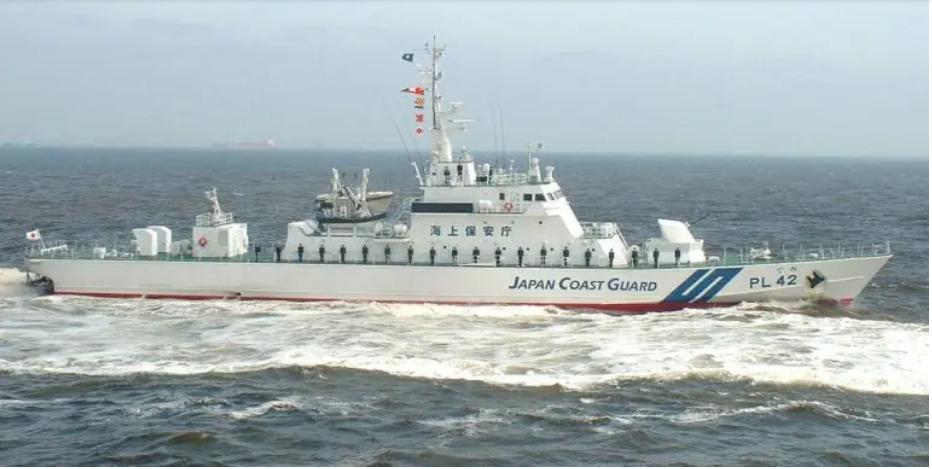 Nhật Bản đóng 6 tàu tuần tra cho lực lượng tuần duyên Việt Nam