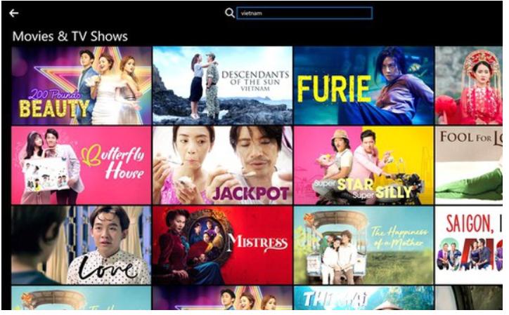 Dịch vụ phim ảnh trực tuyến ngoại quốc sẽ được kiểm soát chặt chẽ hơn tại Việt Nam