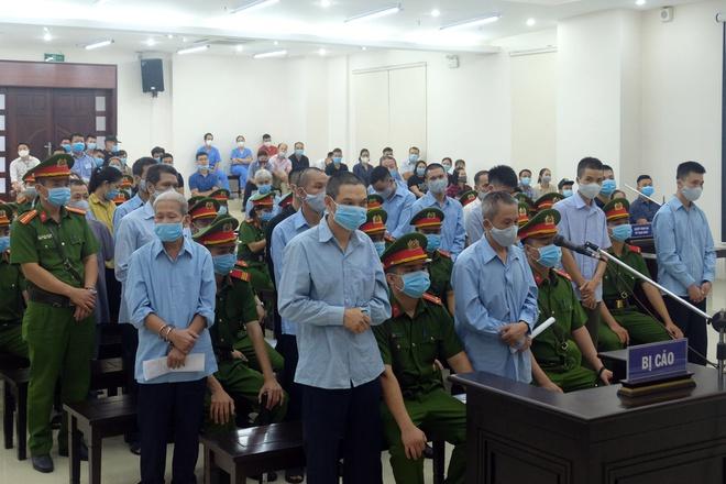 Viện kiểm sát cộng sản Hà Nội đề nghị tử hình 2 người dân Đồng Tâm