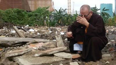 CSVN xếp tài liệu về người hoạt động tự do tôn giáo vào dạng tuyệt mật