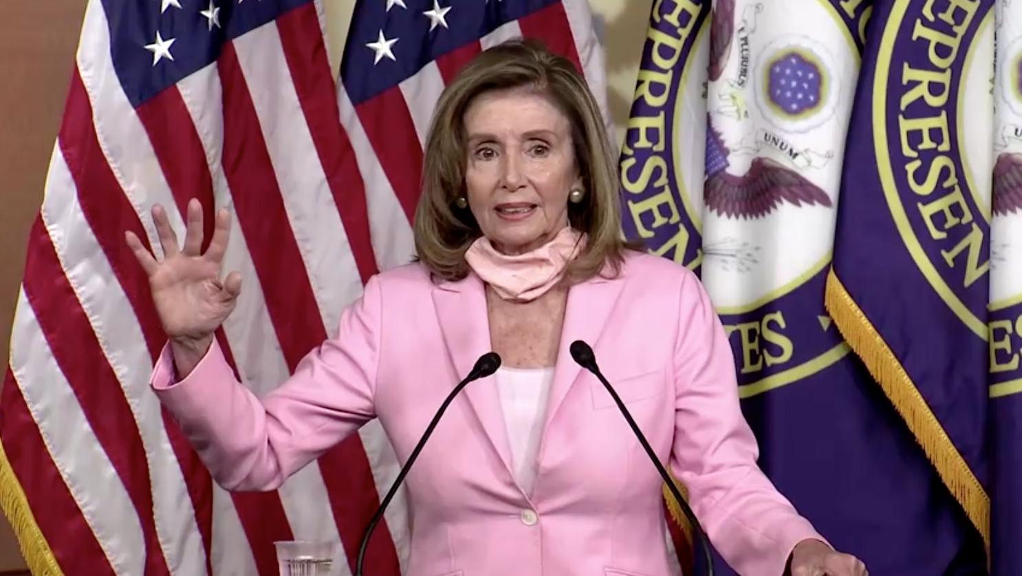Chủ tịch Hạ Viện Nancy Pelosi nhận trách nhiệm vì đã tin lời tiệm làm tóc tại San Francisco