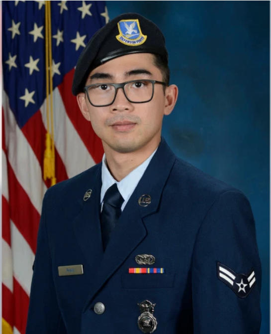 Binh sĩ không quân Hoa Kỳ gốc Việt tử nạn trong khi đang tuần tra ở Kuwait