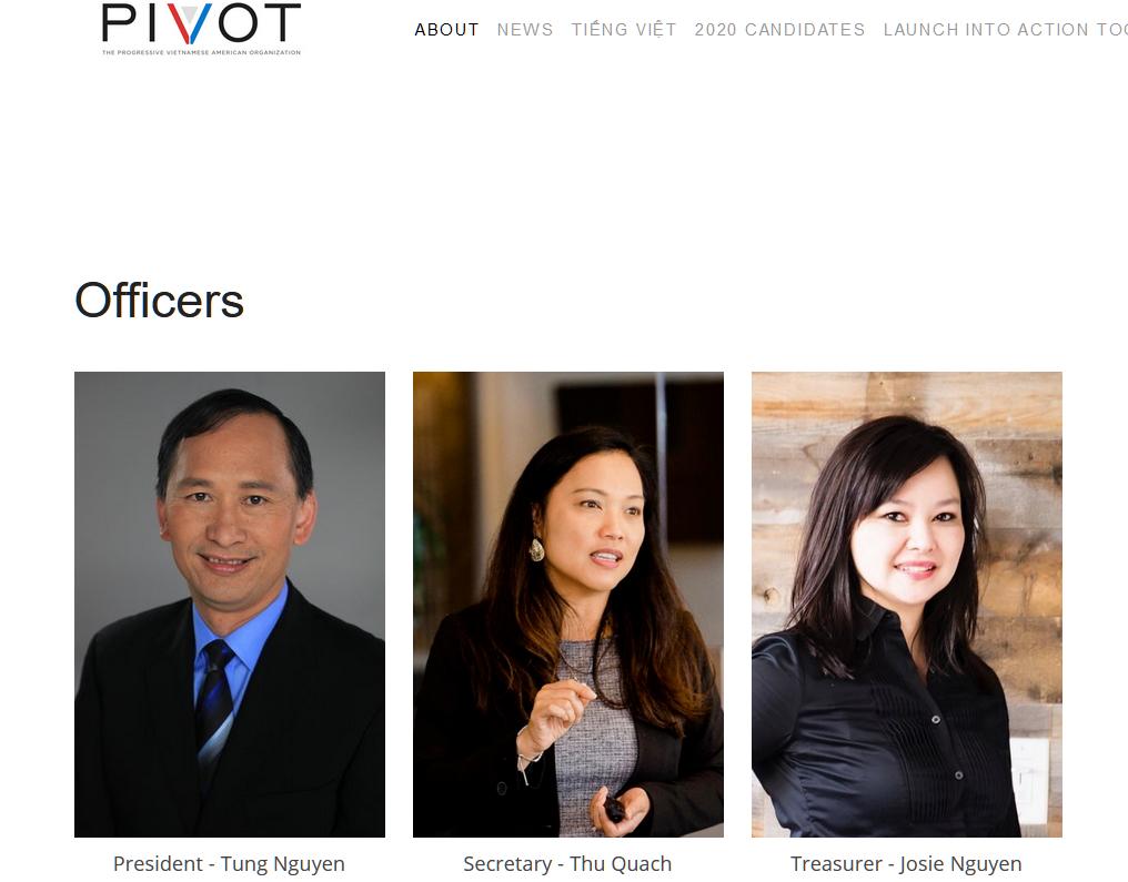 PIVOT ra mắt hướng dẫn bầu cử để duy trì đại diện gốc Việt trong chính quyền