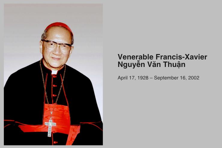 Tín hữu công giáo Việt Nam tưởng niệm ngày giỗ của Đức Hồng Y Nguyễn Văn Thuận