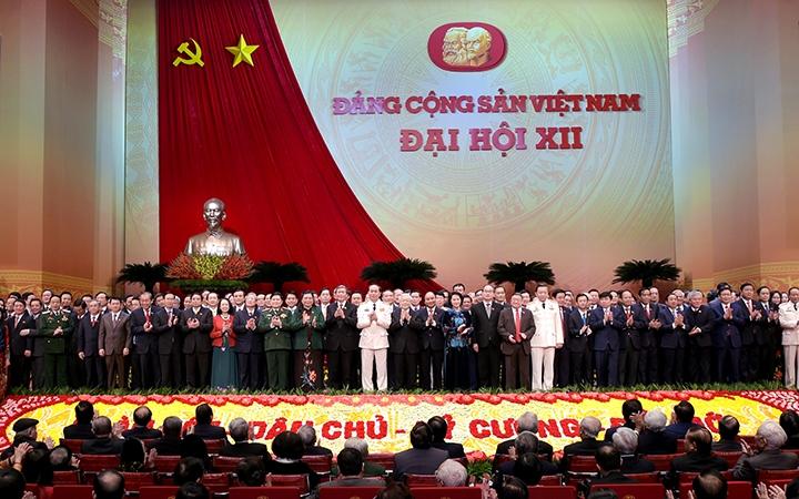 Đại hội Đảng XIII (Phạm Trần)