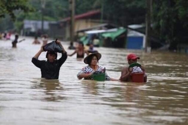 Bão số 6 vừa qua, bão số 7 chuẩn bị vào đất liền, bão số 8 có thể nối tiếp bão số 7 vào Việt Nam