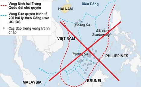 Nhiềuquốc gia không tranh chấp chủ quyền ở biển Đông bác bỏ yêu sách của Trung Cộng