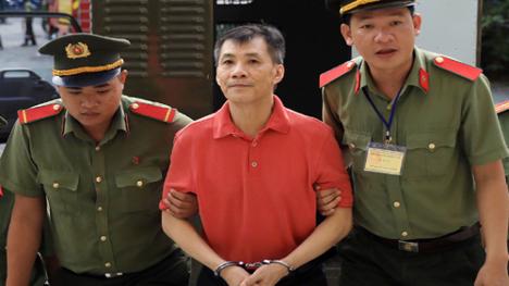 Cộngsản Hà Nội phóng thíchôngMichael Phương Minh Nguyễn 10 năm trước thời hạn