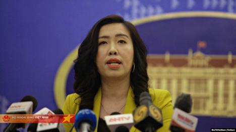 """CSVN hoan nghênh ý tưởng """"bộ tứ"""" hợp tác với ASEAN về tự do trên biển Đông"""