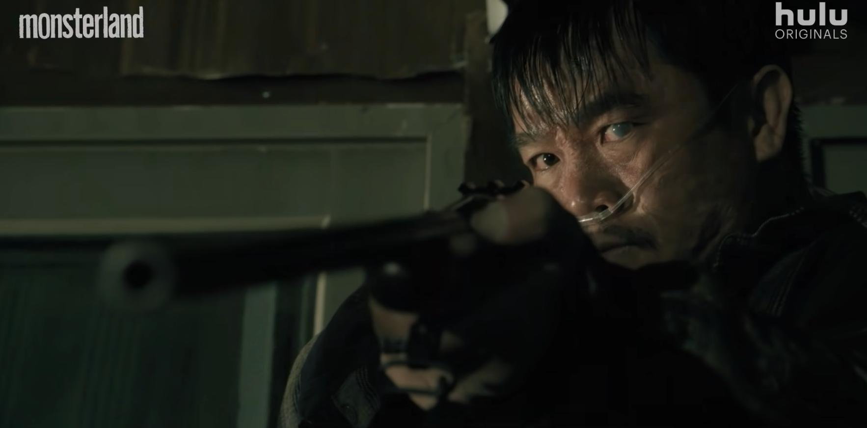 """Ngôi sao """"Monsterland"""" Triệu Trần trở thành nam tài tử chính người Mỹ gốc Á hiếm hoi trong làng điện ảnh Hoa Kỳ"""