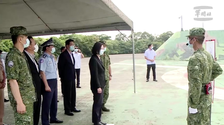 """Tổng Thống Đài Loan kêu gọi tổ chức """"đối thoại"""" với Trung Cộng"""