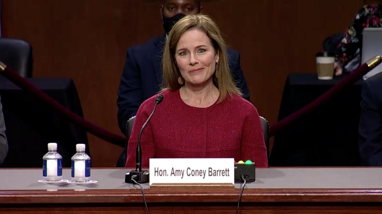 Thẩm phán Amy Barret trải qua ngày chất vấn thứ 2 tại Thượng Viện
