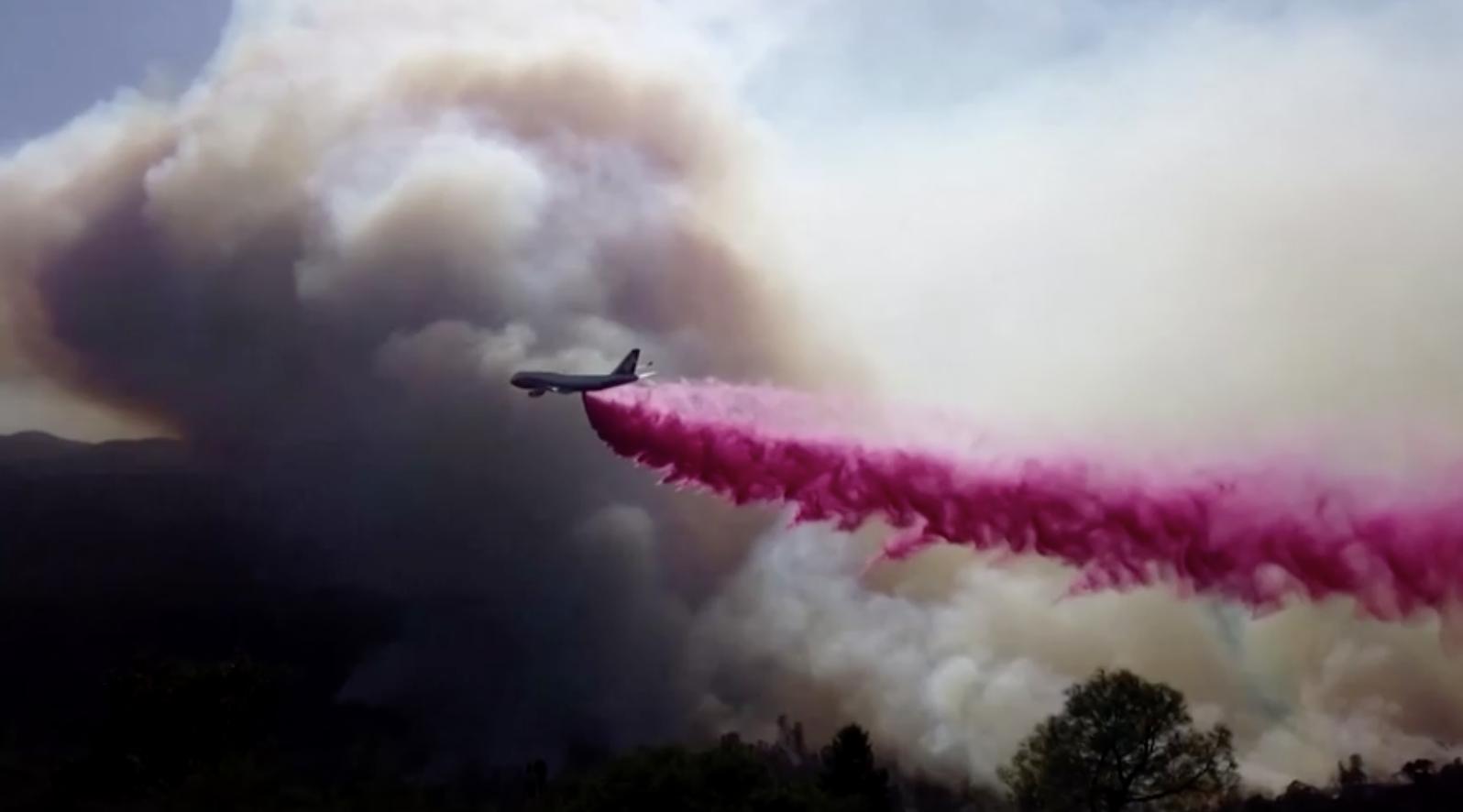 Chính quyền Tổng Thống Trump bất ngờ đổi ý và thông qua yêu cầu hỗ trợ cháy rừng của California