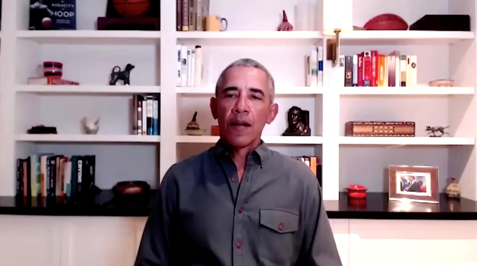 Cựu Tổng Thống Barack Obama tiến hành vận động tranh cử thay mặt ứng cử viên Tổng Thống Đảng Dân Chủ Joe Biden vào tuần tới