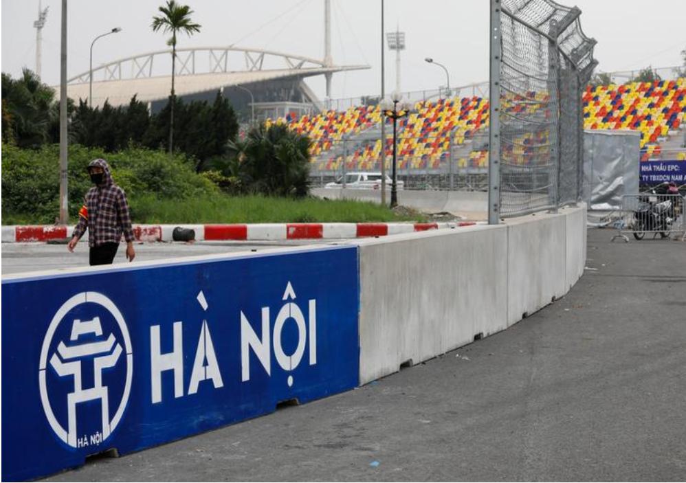 Việt Nam hủy chặng đua F1 2020 do đại dịch COVID-19