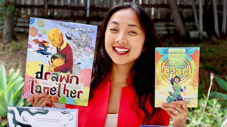 Viet Book Fest chia sẻ những quyển sách thiếu nhi của các tác giả và họa sĩ Việt Nam