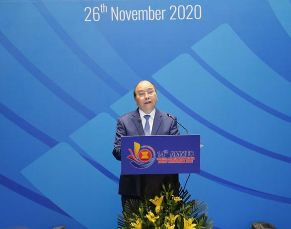 Thủ tướng CSVN tuyên bố: không để ai lợi dụng lãnh thổ chống lại nước khác