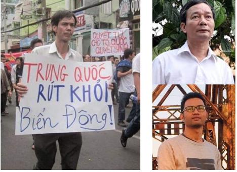 Ba thành viên Hội Nhà báo Độc lập Việt Nam đối diện án tù nhiều năm