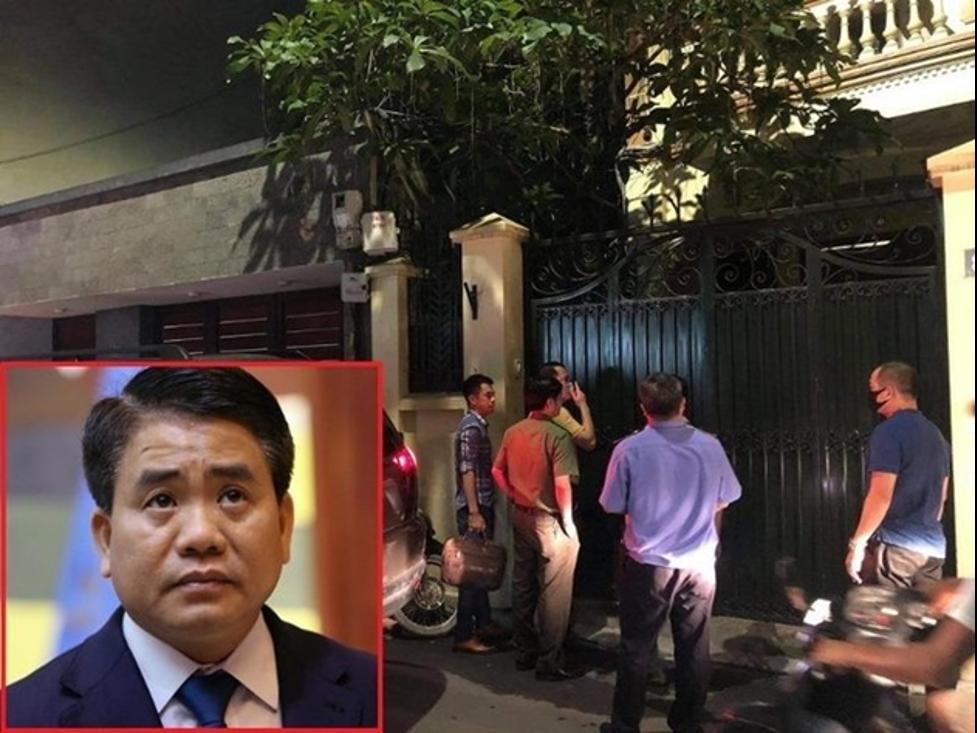 CựuChủ tịch thành phố Hà Nội đối diện án tù 15 năm