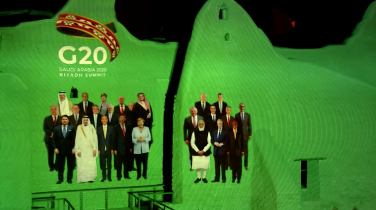 G20 quyết tâm ngăn chặn đại dịch COVID-19