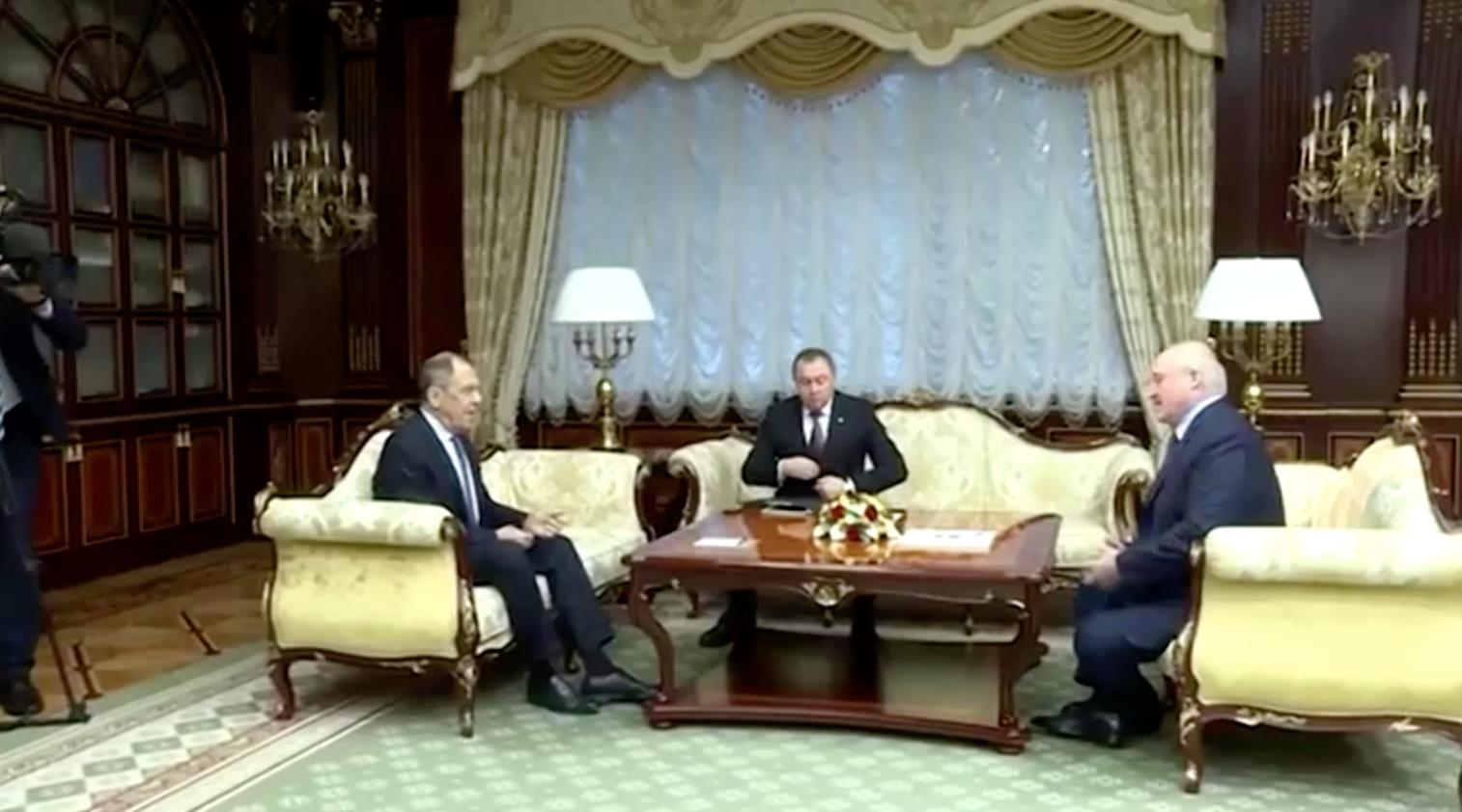 Nga yêu cầu nhà lãnh đạo Belarus thúc đẩy cải cách hiến pháp