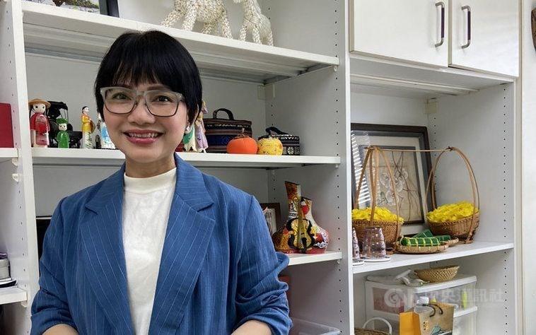 Công dân nhập tịch cho biết từ lâu bà cảm thấy cá nhân mình là người Đài Loan