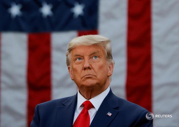 Bầu cử Mỹ 2020 : D.Trump ngăn cản chuyển tiếp quyền lực đe dọa an ninh nước Mỹ