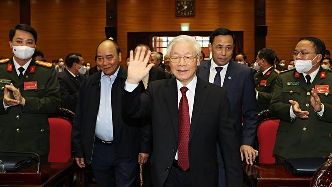 Nhà cầm quyền CSVN đã kỷ luật 31 uỷ viên trung ương, và bộ chính trị cùng 131,000 đảng viên
