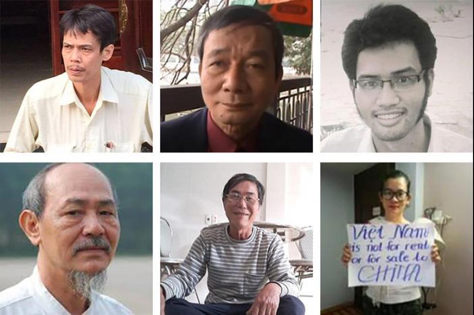Tổchức Ký Giả Không Biên Giới nói CSVN bỏ tù nhiềuký giả