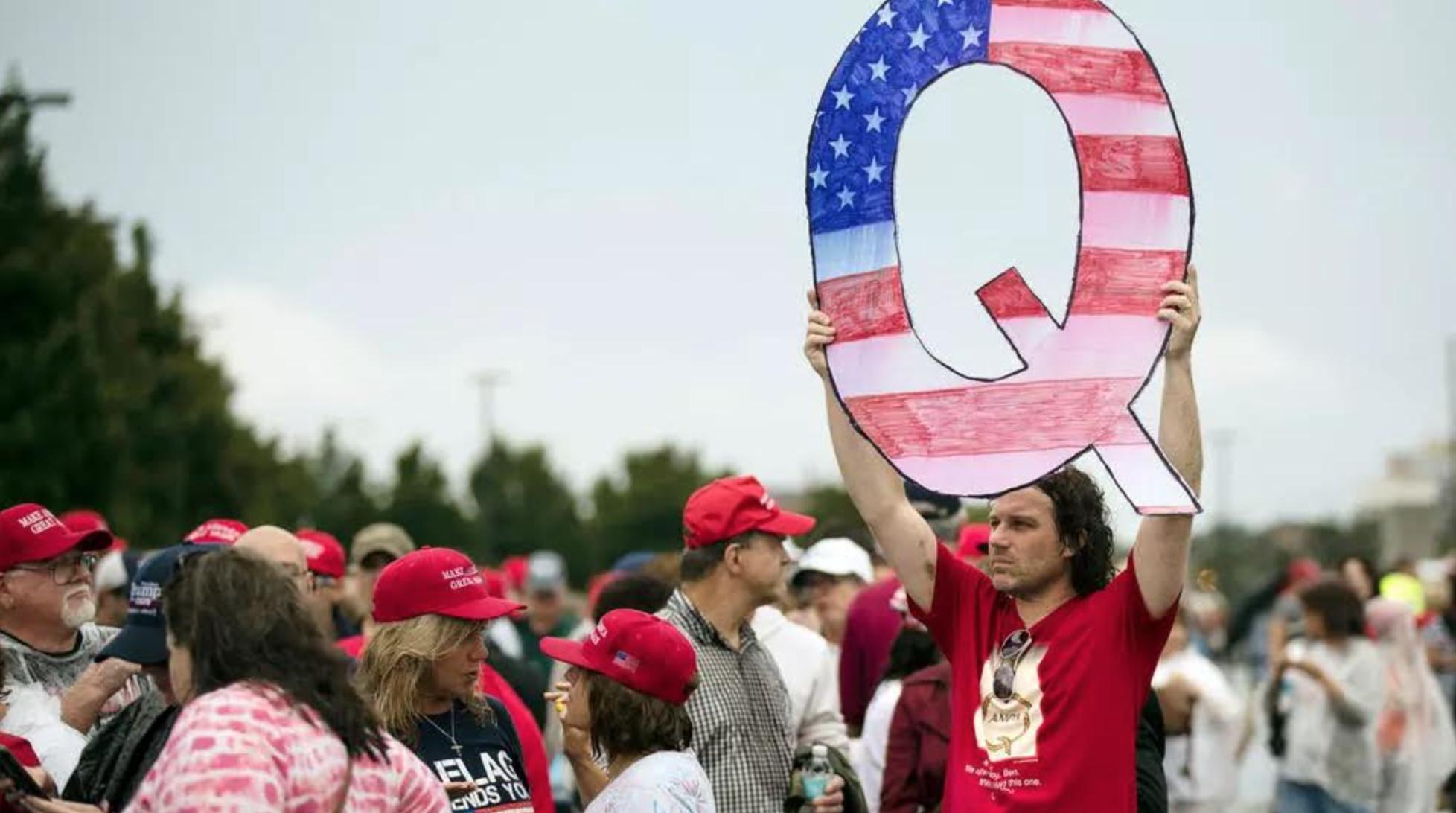 Mạng truyền thông QAnon, ''đồng minh'' trong bóng tối của Trump (Trọng Thành)