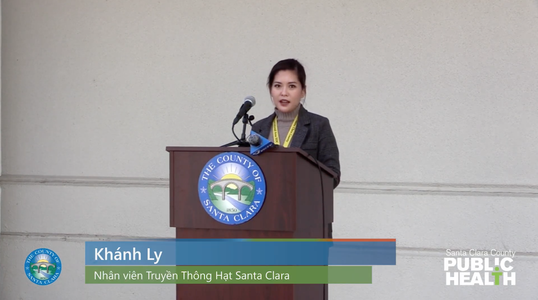 Kế hoạch phân bổ vaccine COVID-19 của quận hạt Santa Clara