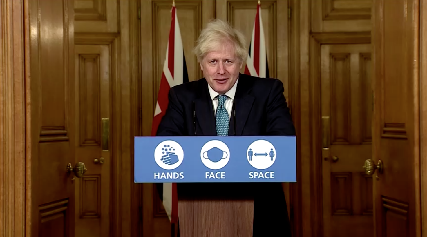 Thủ Tướng Boris Johnson tuyên bố rằng Anh Quốc sẽ phát triển mà không cần thỏa thuận Brexit