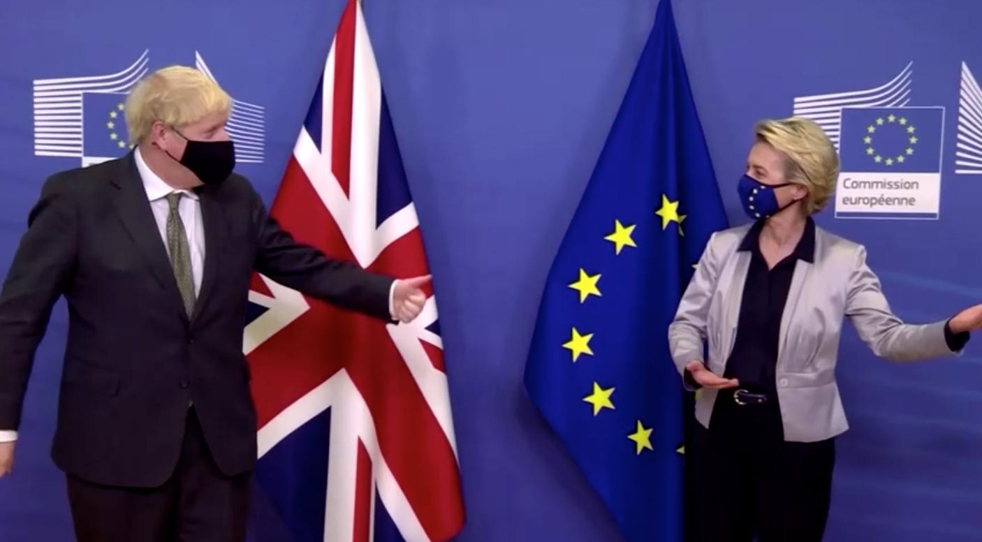 EU và Anh Quốc đạt được thỏa thuận thương mại Brexit