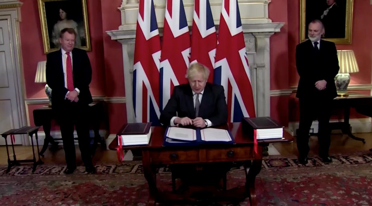Brexit chính thức có hiệu lực khi Anh Quốc rời khỏi thị trường chung Liên Âu