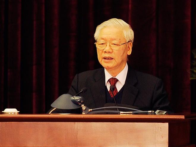 Báo Đảng khẳng định: Nguyễn Phú Trọng tiếp tục làm tổng bí thư khoá 13