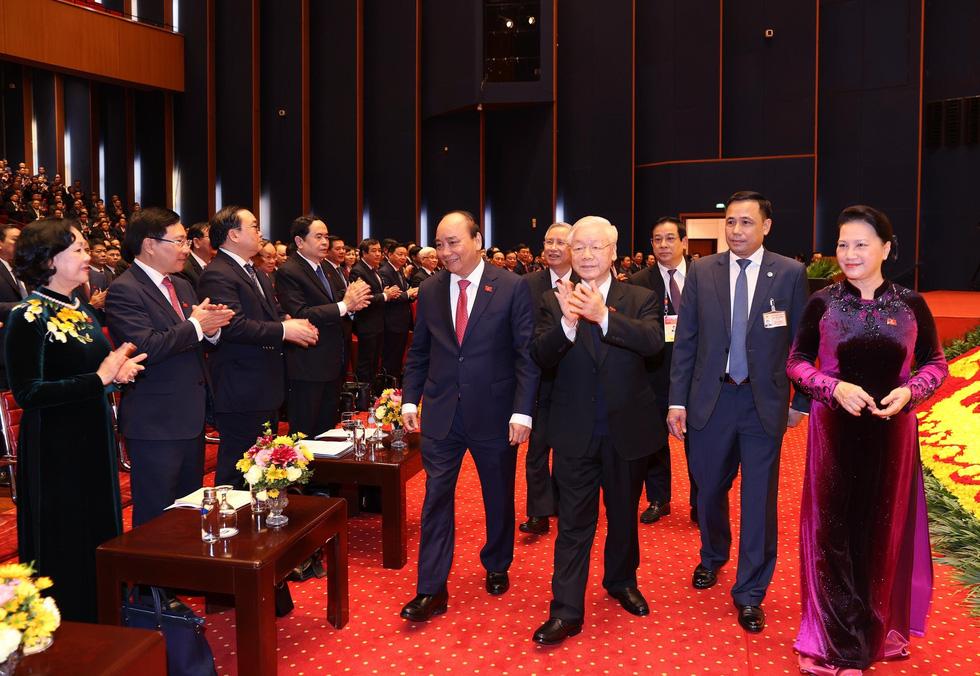 Nhà cầm quyền CSVN khai mạc phiên trù bị đại hội lần thứ 13