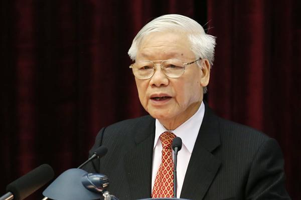 Nguyễn Phú Trọng tiếp tục được giới thiệu tái ứng cử chức tổng bí thư