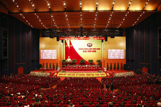 Bộ trưởng công an Cộng sản nói ba nguyên nhân đe doạ tồn vong của chế độ CSVN
