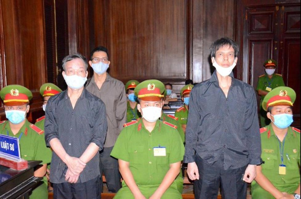 Chủ tịch Hội Nhà báo Độc lập Việt Nam Phạm Chí Dũng không kháng cáo