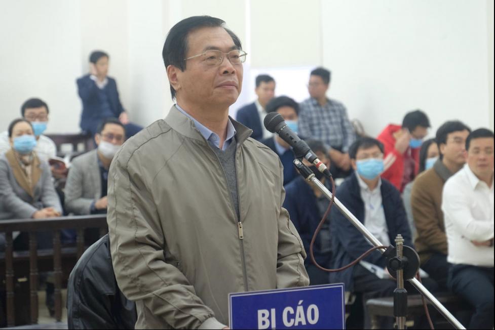 CSVN xét xử cựu Bộ trưởng Công thương về sai phạm kinh tế