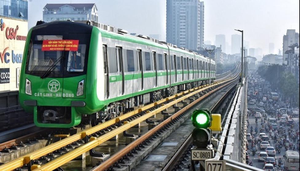 Cộngsản Hà Nội trao thầu cho công ty Trung Cộng vận hành đường sắt trên cao Cát Linh-Hà Đông