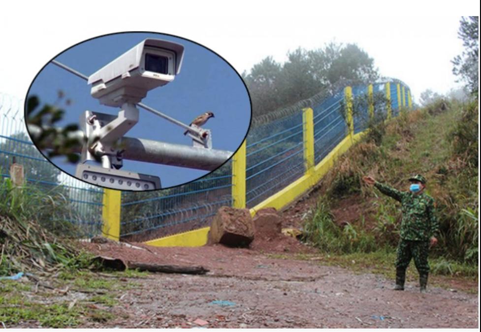 CSVN lắp camera dọc biên giới để đối phó với làn sóng nhập cảnh trái phép