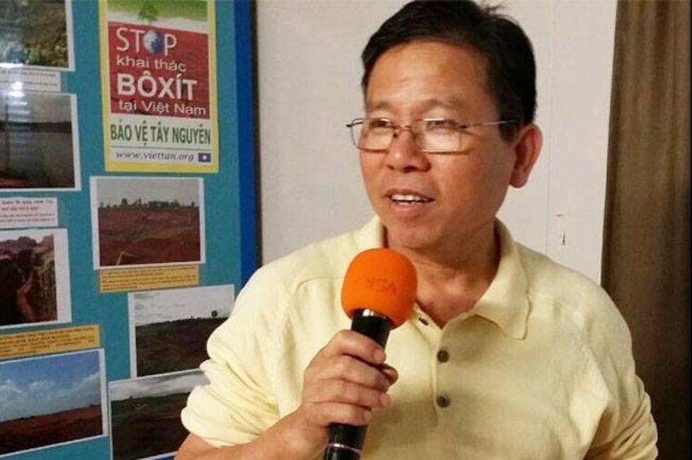 Cựutù nhân lương tâm nói ông Châu Văn Khảm bị ép lao động khổ sai trong nhà tù CSVN