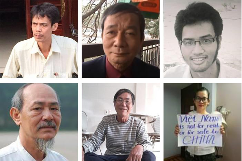 CSVN tăng cường đàn áp trước đại hội đảng, giam giữ ít nhất 258 tù nhân lương tâm