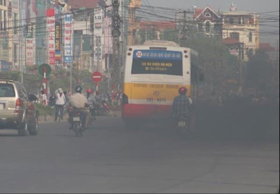 Đạisứ Hoa Kỳ nói ô nhiễm không khí tại Việt Nam rất đáng lo ngại
