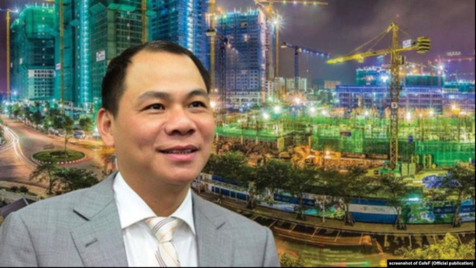 Vingroup dự tính mua lại nhà máy điện thoại LG ở Việt Nam, Trung Cộng và Brazil